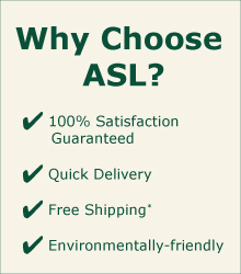 Why Choose ASL?